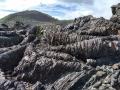 twisty lava beds