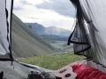 Intermittent Creek Campsite View
