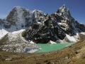 trail to dzongla
