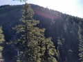 trapper creek waterfall